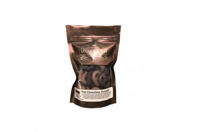 Chocolate Mini Pretzel 1/4 lb Pouch