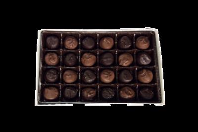 Milk Chocolate Butter Creams Box 24pc