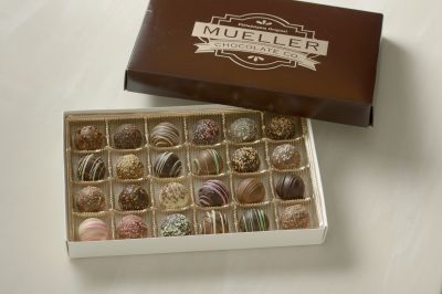 Truffle Gift Box 24pc