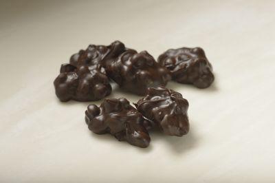 Sugar Free Clusters Peanut Dark Chocolate