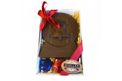 Liberty Bell Chocolate Plaque