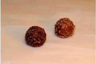 Milk Chocolate Truffles Box 24pc